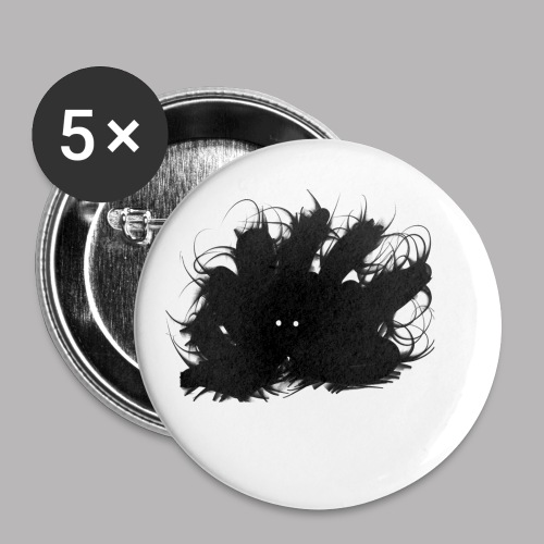 Crawley the Creeper - Buttons small 1''/25 mm (5-pack)
