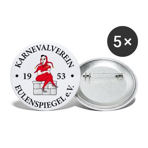KVE Clubdesign - Buttons klein 25 mm (5er Pack)