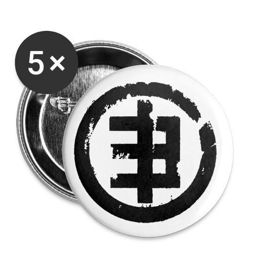 Eschberg Logo - Buttons klein 25 mm (5er Pack)