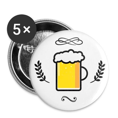 JGA Button2 - Buttons klein 25 mm