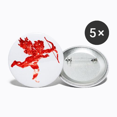 cupid - Buttons small 1''/25 mm (5-pack)