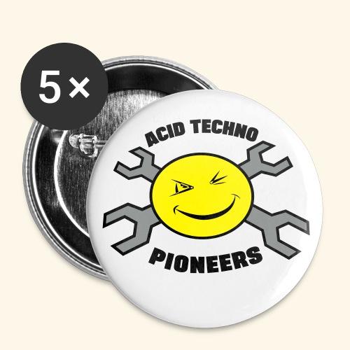 Khandra Sound ATP - Buttons small 1''/25 mm (5-pack)