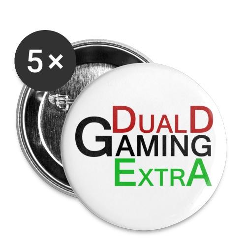 ddge large png - Små knappar 25 mm (5-pack)