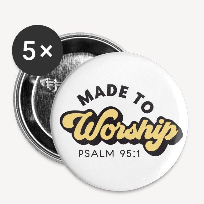 psalm 95:1