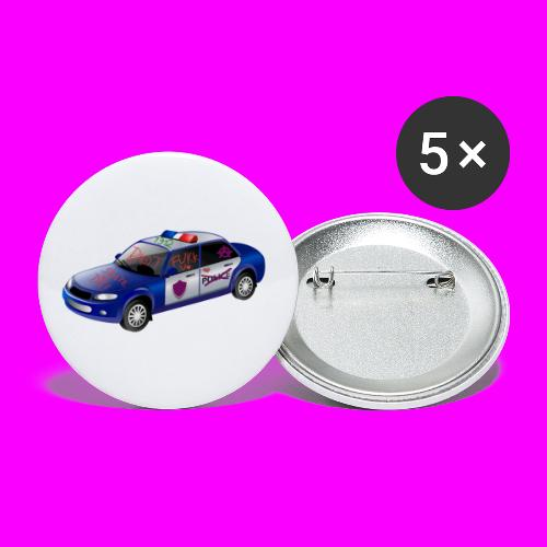 brust 1 png - Buttons klein 25 mm (5er Pack)