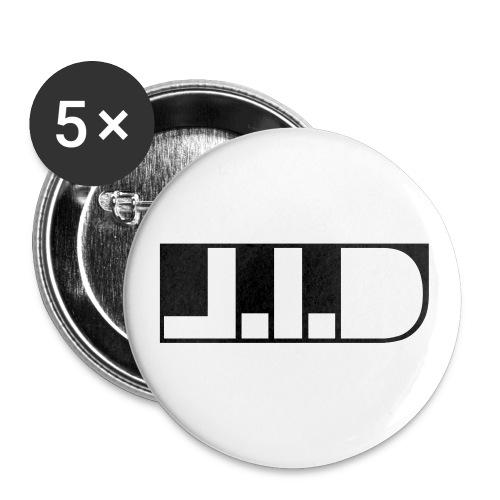 lid - Buttons klein 25 mm (5er Pack)