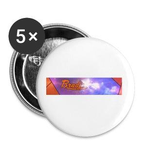 Accosoires BRADJE - Buttons klein 25 mm