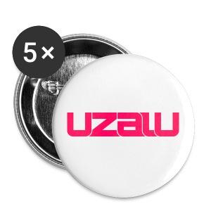 uzalu - Pink - Buttons small 25 mm