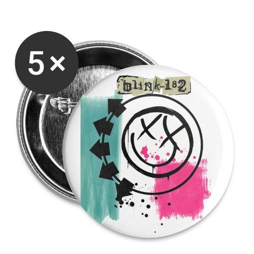 blink4 - Confezione da 5 spille piccole (25 mm)