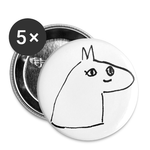 horsey - Buttons small 1''/25 mm (5-pack)