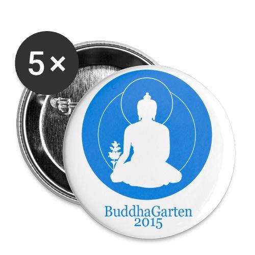 medbuddha 900 gif - Buttons klein 25 mm (5er Pack)