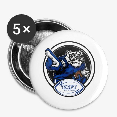 4769739 126934379 white tiger orig - Rintamerkit pienet 25 mm (5kpl pakkauksessa)