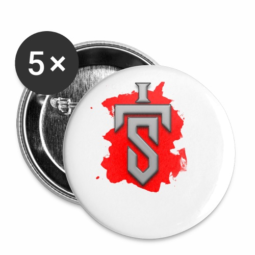 slayers - Buttons small 1''/25 mm (5-pack)