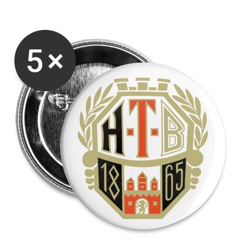 htblogo2 - Buttons klein 25 mm (5er Pack)