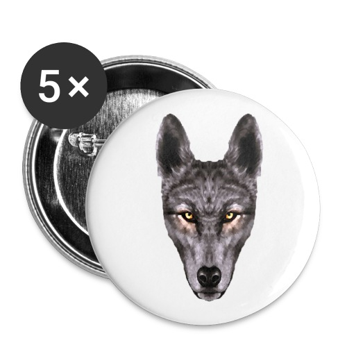 opw merchandise - Buttons klein 25 mm (5-pack)