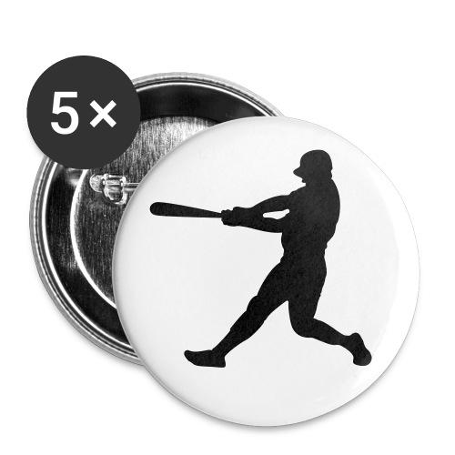 Homerun2 - Buttons klein 25 mm (5er Pack)