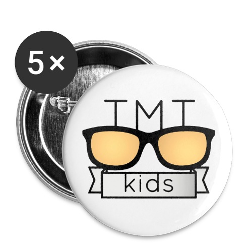 TMT Too Much Talent 09/17 - Buttons small 1''/25 mm (5-pack)