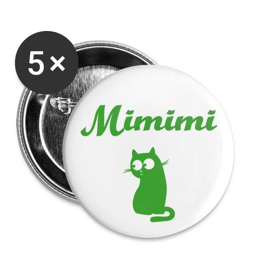 mimimi - Buttons klein 25 mm (5er Pack)
