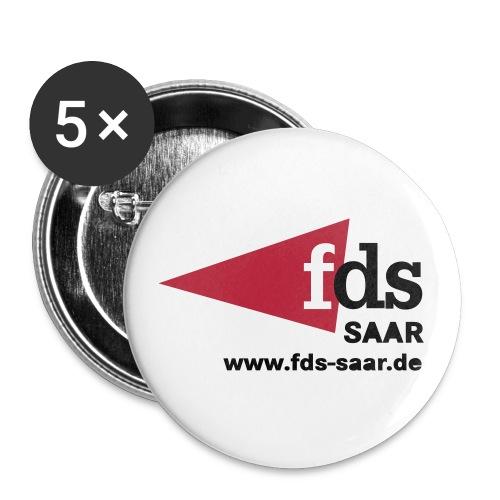 logofdspur - Buttons klein 25 mm (5er Pack)