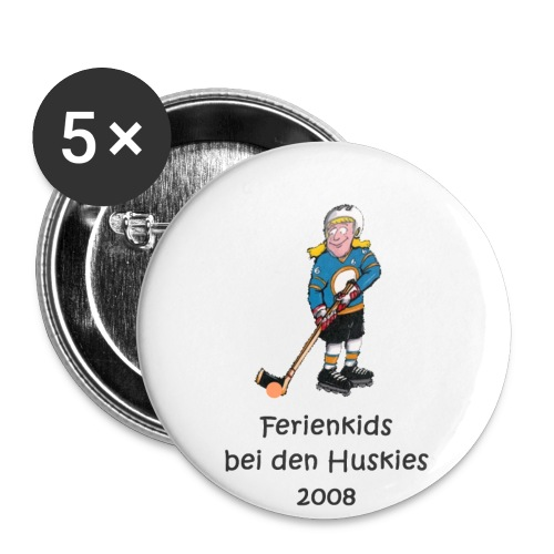 projekt4 - Buttons klein 25 mm (5er Pack)