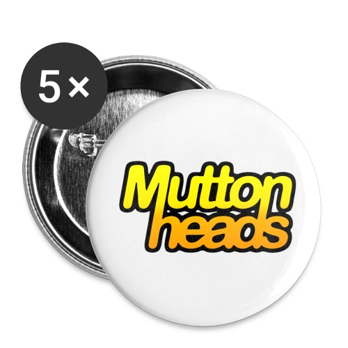 mths logo couleur 120dpi - Buttons small 1''/25 mm (5-pack)