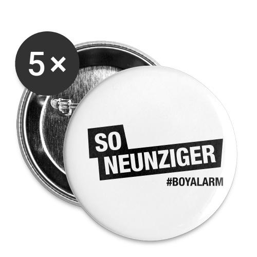 boyalarmtshirts cz11 - Buttons klein 25 mm (5er Pack)