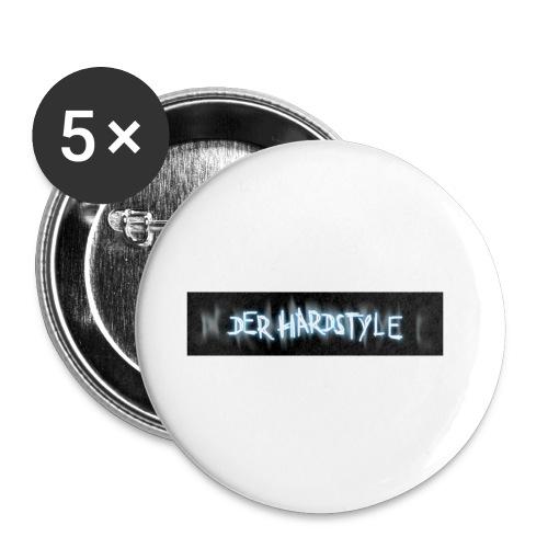 DerHardstyle ONE - Buttons klein 25 mm