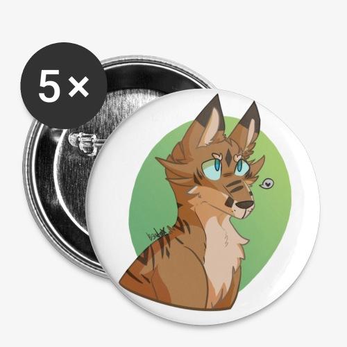 Colb Button - Liten pin 25 mm