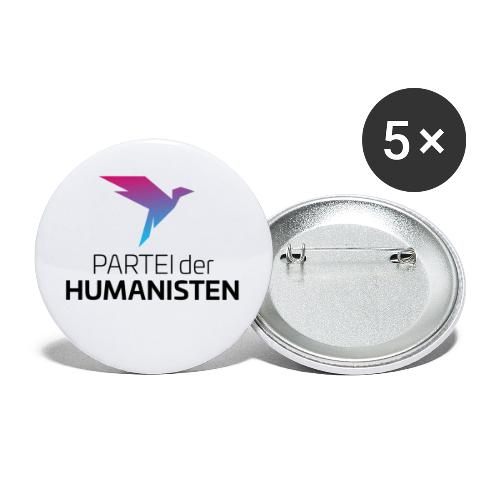 Statement Logo - Buttons klein 25 mm (5er Pack)