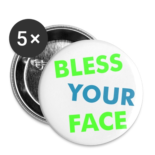 bless - Buttons small 1''/25 mm (5-pack)