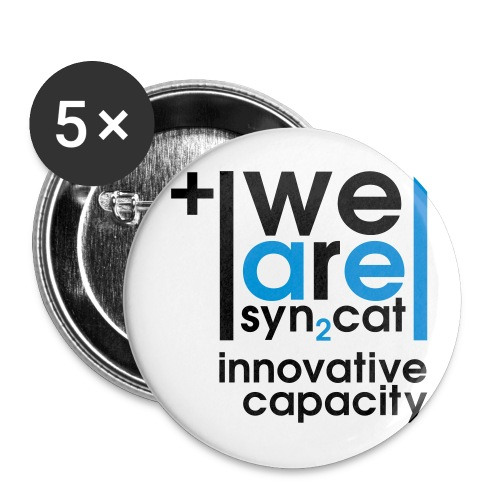 innovative capacity 2 - Buttons small 1''/25 mm (5-pack)