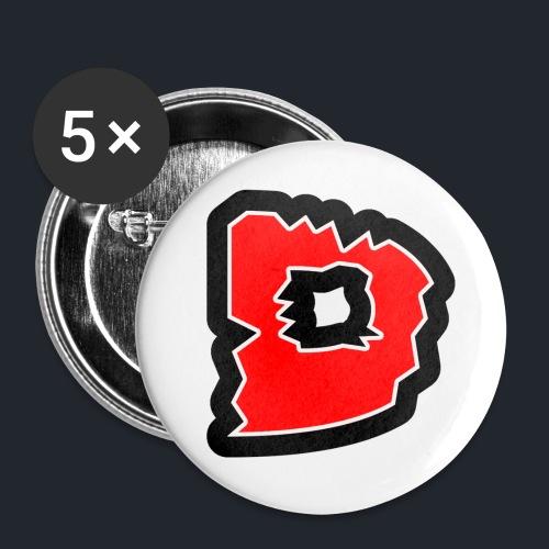 logo - Buttons klein 25 mm