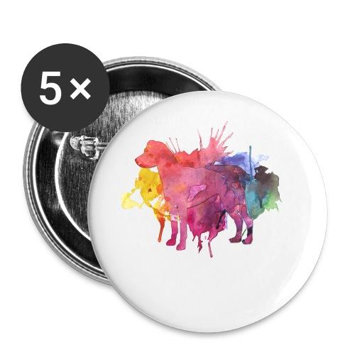 TB specialen 2017 - Små knappar 25 mm (5-pack)