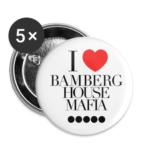 I BHM Digitaldruck - Buttons klein 25 mm (5er Pack)