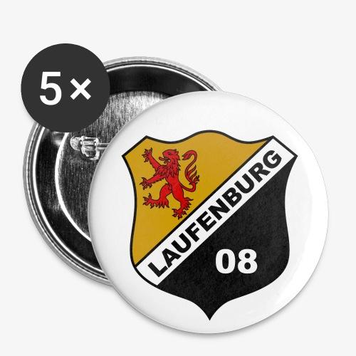 SV08 Logo - Buttons klein 25 mm (5er Pack)