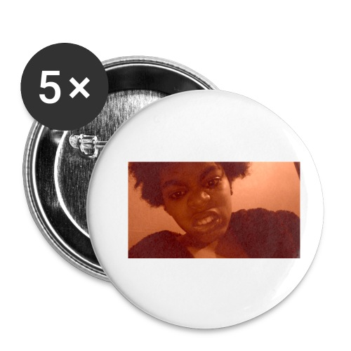 U Mad? - Buttons small 1''/25 mm (5-pack)