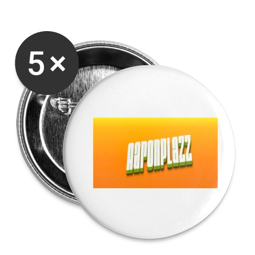 Untitled - Buttons small 1''/25 mm (5-pack)