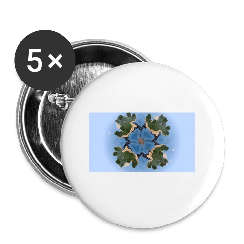 PvP Arena - Buttons klein 25 mm