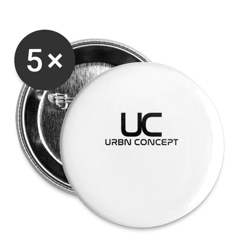 URBN Concept - Buttons small 1''/25 mm (5-pack)