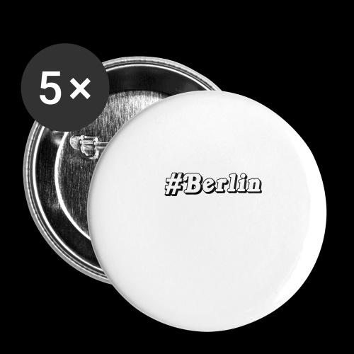 #Berlin - Buttons klein 25 mm