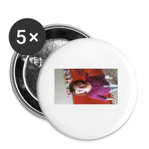 20150425 145327 001 - Confezione da 5 spille piccole (25 mm)