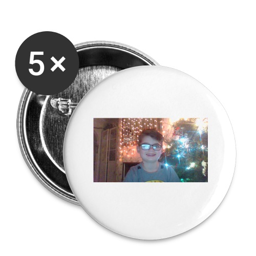 limited adition - Buttons small 1''/25 mm (5-pack)