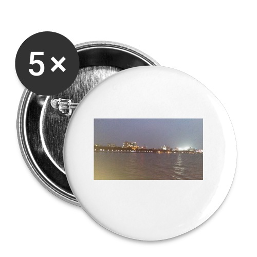 Friends 2 - Buttons small 1''/25 mm (5-pack)