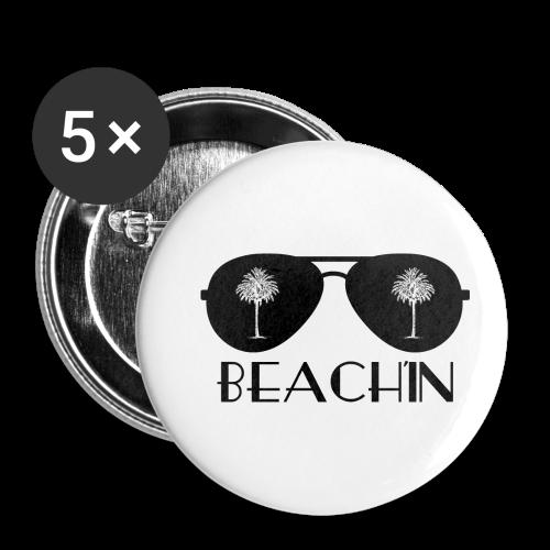 BEACH'IN - Beachlife - Buttons klein 25 mm