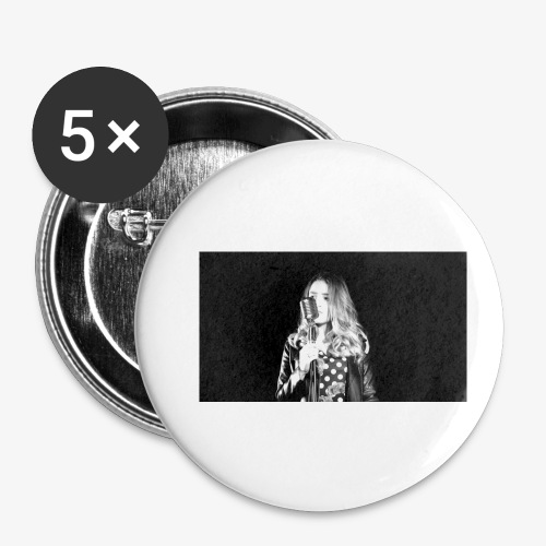 Lottie - Buttons small 1''/25 mm (5-pack)