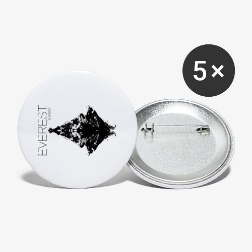 Everest - Buttons small 1''/25 mm (5-pack)