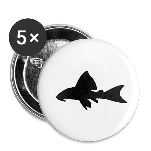 Malle - Liten pin 25 mm (5-er pakke)
