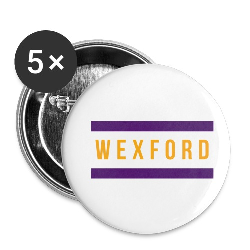 Wexford - Buttons small 1''/25 mm (5-pack)