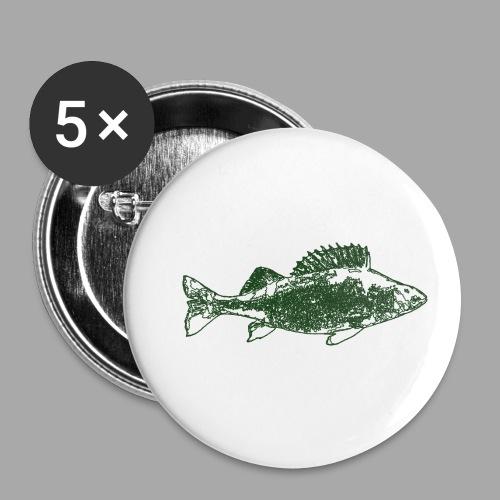 Perch - Rintamerkit pienet 25 mm (5kpl pakkauksessa)