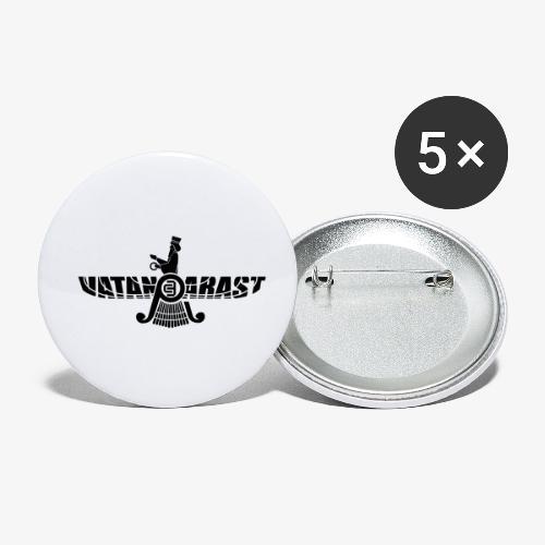 VatanParast - Buttons klein 25 mm (5er Pack)